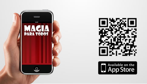 Promote your App in the real world using QR-Codes
