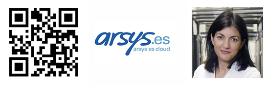 QR-Interview: Nieves Franco, Arsys
